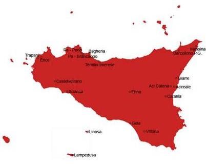 Le nuove Zone Franche Urbane in Sicilia