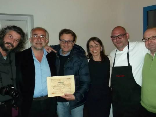 """A Campoallego a Santa Ninfa, il primo """"STREET FOOD"""" come messaggio gastronomico, turistico e culturale"""