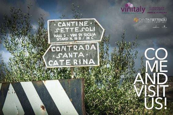 Cantine Settesoli ti aspetta a Vinitaly 2014