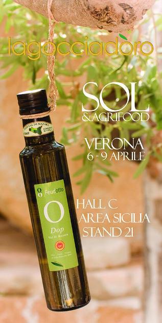 La Goccia d'Oro al Sol&Agrifood di Verona