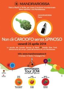 Mandrarossa_tour_2014_Menfi_carciofo