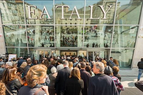 Inycon 2014 si presenta al prestigioso Eataly Smeraldo
