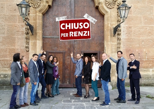 """Renzi a Palermo, <strong>M5S</strong>: """"Ha paralizzato i lavori dell'Ars"""""""