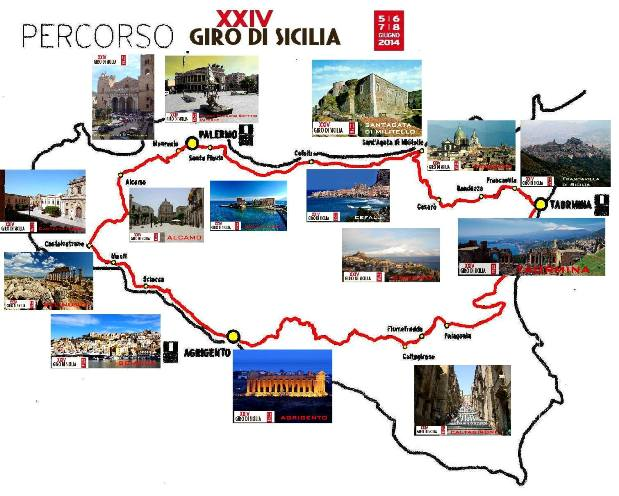 Il <strong>XXIV Giro di Sicilia</strong> fa tappa a Menfi