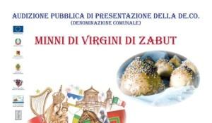 Sagra_Minni_Virgini_Sambuca_Sicilia