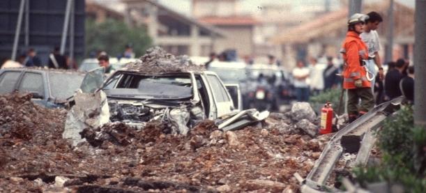 <strong>L'«attentatuni»</strong>, il botto di 22 anni fa