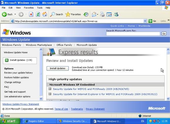 <strong>Windows XP</strong>, un hack permette di continuare gli aggiornamenti