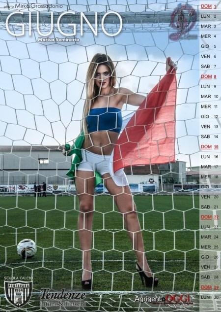 Calendario mondiali 2014 per <strong>Marisa Seminerio</strong>