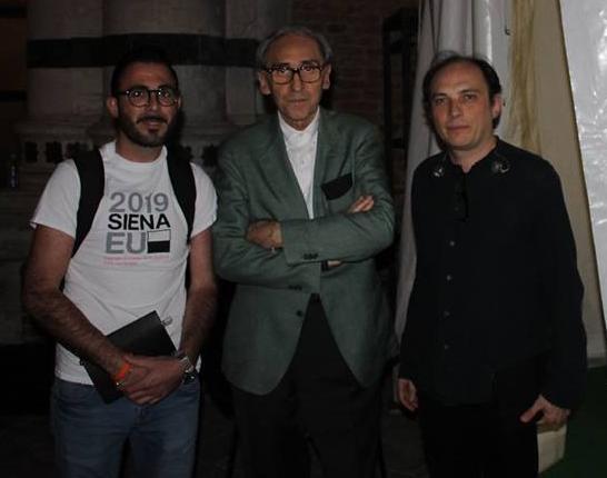 <strong>Franco Battiato accende Siena</strong> – La recensione del concerto a cura di Ivan Barreca