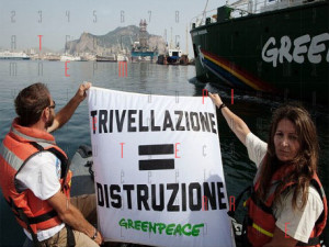 Greenpeace_Palermo_Trivelle_Sicilia
