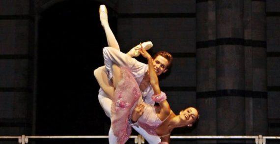 <strong>Siena and Stars</strong>: &#8220;Le Grand Pas de Deux&#8221; con i ballerini del Teatro Alla Scala di Ivan Barreca