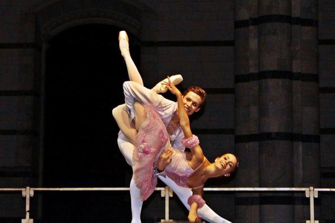 "<strong>Siena and Stars</strong>: ""Le Grand Pas de Deux"" con i ballerini del Teatro Alla Scala di Ivan Barreca"