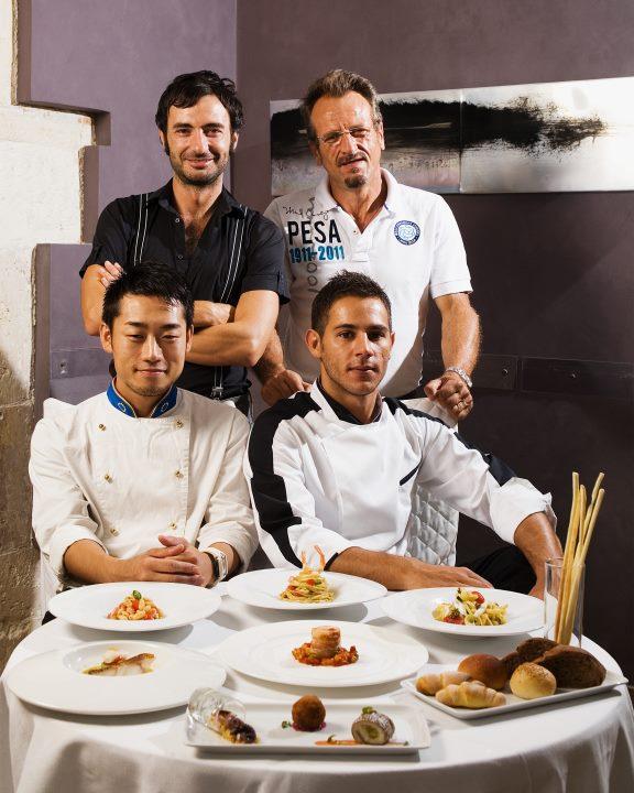 """<strong>""""Oinos""""</strong>, la cucina siciliana innovativa e fusion"""