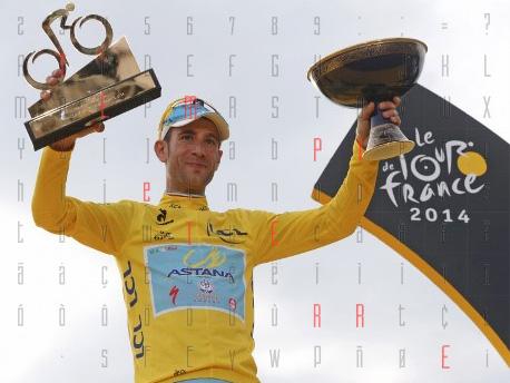 <strong>Vincenzo Nibali</strong> vince il Tour de France
