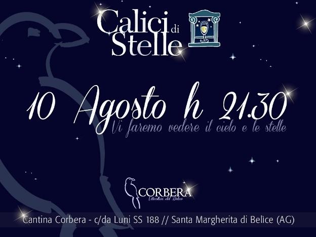 <strong>Cantina Corbera</strong> tra stelle e danza