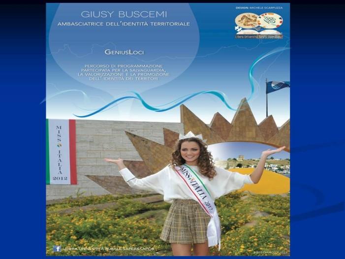 L'Ambasciatrice dell'Identità Territoriale <strong>Giusy Buscemi</strong>, sarà la Gran Dama al Palio dei Normanni