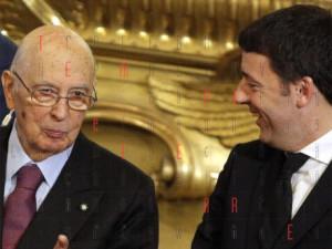 Napolitano_Renzi