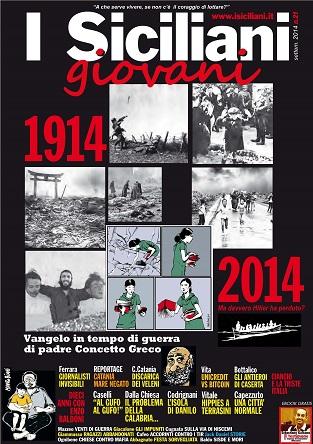 I <strong>Siciliani giovani</strong> settembre 2014