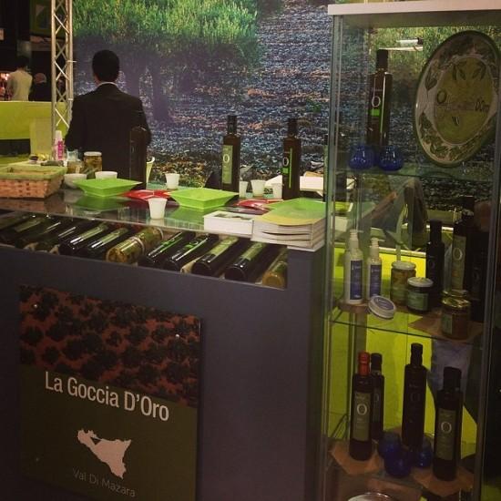 """<strong>La Goccia d'Oro</strong>: """"Annata nera per la campagna olearia 2014"""""""