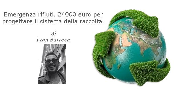 <strong>Menfi</strong>. Emergenza rifiuti: 24000 euro per progettare il sistema della raccolta