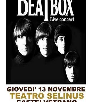 I <strong>Beatbox</strong> in concerto a Castelvetrano