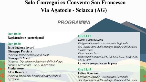 """<strong>SOAT di Sciacca</strong>: Incontro sul tema """"Programmazione comunitaria 2014-2020, un'opportunità si sviluppo per la Sicilia"""""""