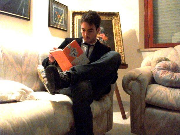 """""""Il Movimento del Pensare"""", il libro di <strong>Danilo Serra</strong>"""