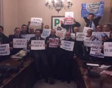 <strong>Acqua pubblica</strong>, Sindaci all&#8217;Ars per protesta