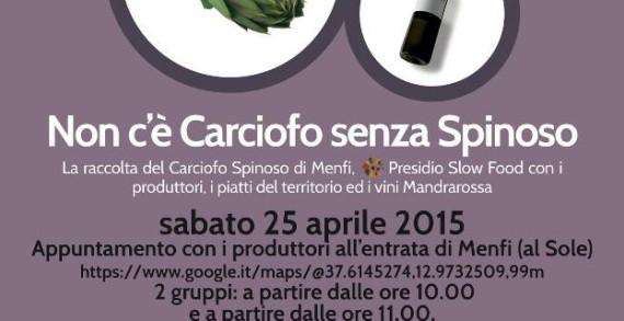 Menfi celebra il <strong>Carciofo Spinoso</strong>
