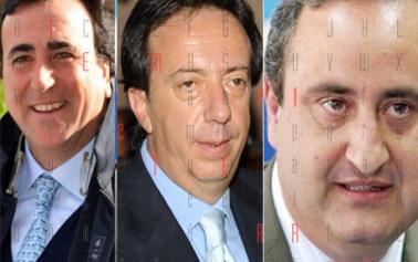 <strong>&#8220;Denaro in cambio di voti&#8221;</strong>, terremoto all&#8217;Ars: ai domiciliari Dina, Clemente e Mineo