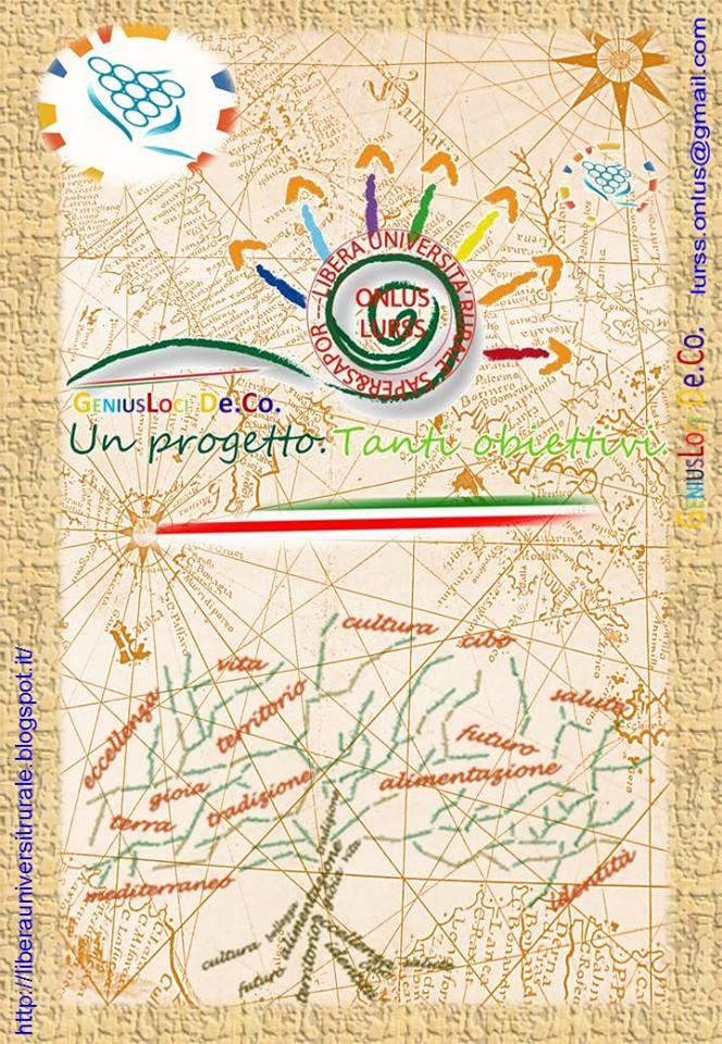<strong>Gal Madonie, GeniusLoci, De.Co.</strong> Nella rete internazionale dei prodotti identitari