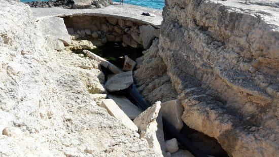 """<strong>Lampedusa</strong>, M5S: """"L'impianto di depurazione in totale stato di abbandono"""" – VIDEO"""