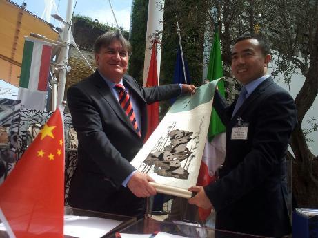 Siglato accordo fra la <strong>Cina e la Sicilia</strong>