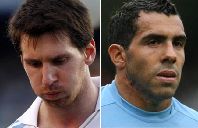 <strong>Amici-Nemici</strong>. Tevez contro Messi, il RE del calcio contro l'eore di Fuerte Apache