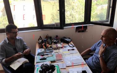 Una chiacchierata con Maurizio Artale al Centro di Accoglienza Padre Nostro