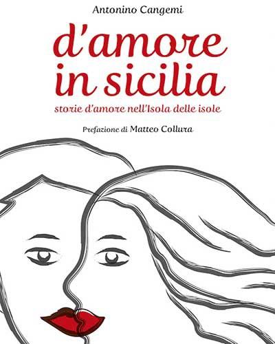 """Palermo, Cangemi presenta """"D'amore in Sicilia"""" alla Feltrinelli"""