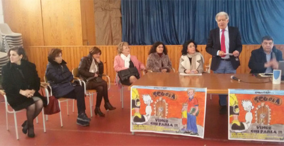 """All'I.C. """"Santi Bivona"""" di Menfi incontro dedicato al tema del Bullismo"""