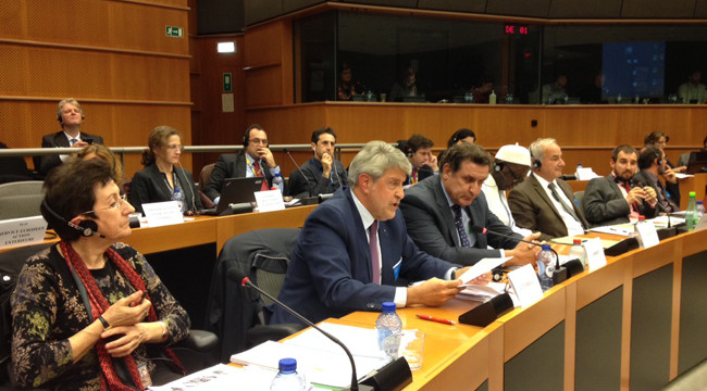 """Tumbiolo: """"Pescatori siciliani? L'U.E. se ne lava le mani. Intervenga la Politica"""""""