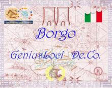 Montevago, Borgo GeniusLoci De.Co. L'identità come valore