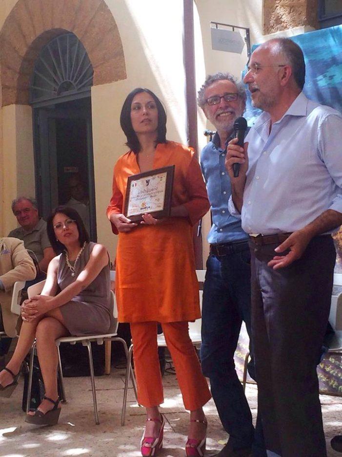 """Inycon 2016, alla Dr.ssa Linda Pisano  il riconoscimento di """"Ambasciatrice dell'Identità Territoriale"""""""