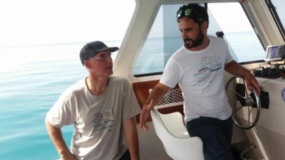 """Vacanze in barca nel mare bandiera blu di Menfi con """"aMare Sicilia"""""""