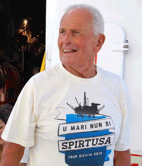 E' morto Enzo Maiorca, recordman immersioni in apnea
