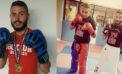 Kickboxing, il menfitano Tarantino campione del mondo a Malta