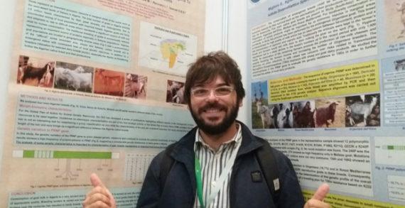 """Ricercatore menfitano contribuisce a importanti studi sulla particella responsabile della """"sindrome della mucca pazza"""""""