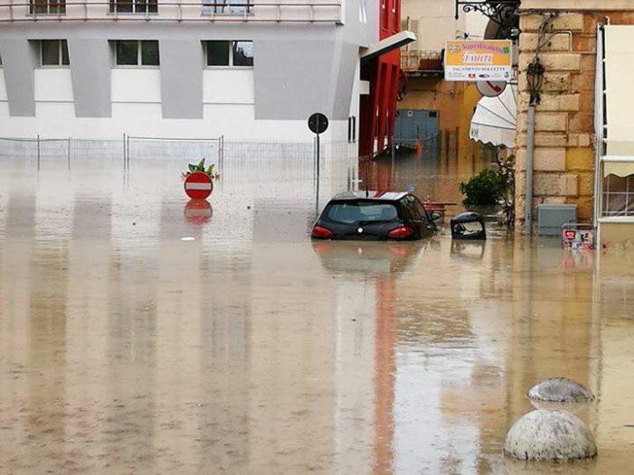 """Strade e piazze allagate a Licata, M5S: """"Accertare eventuali responsabilità in termini di prevenzione"""""""