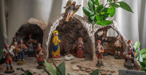 I presepi di Caltagirone in mostra nella Chiesa di San Giacomo a Como