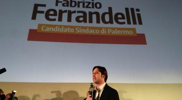 """Palermo, il candidato sindaco Ferrandelli: """"Un programma basato su cose che si possono fare"""""""