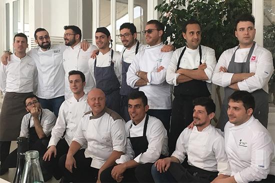 """Il miglior cuoco under 30 del Sud Italia è il siciliano Giuseppe Raciti di """"Zash"""""""