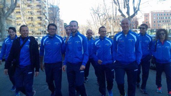 Atletica, ottimo risultato per la Polisportiva Menfi 95 alla Half Marathon Roma – Ostia