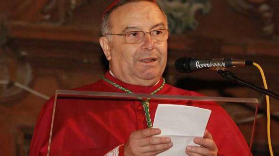 Coronavirus: Le disposizioni dell'Arcivescovo di Agrigento, Card. Francesco Montenegro